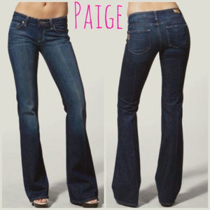 Paige Laurel Canyon Jeans Womens Jeans Boot Cut
